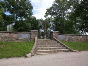 Cmentarz z okresu I wojny światowej