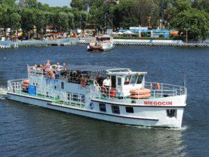 Rejsy statkiem Żeglugi Mazurskiej
